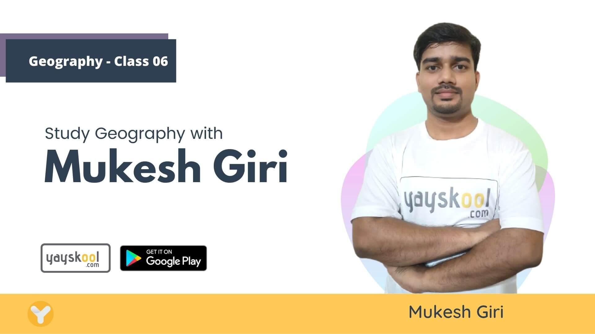 geography-course-class06-mukesh-giri