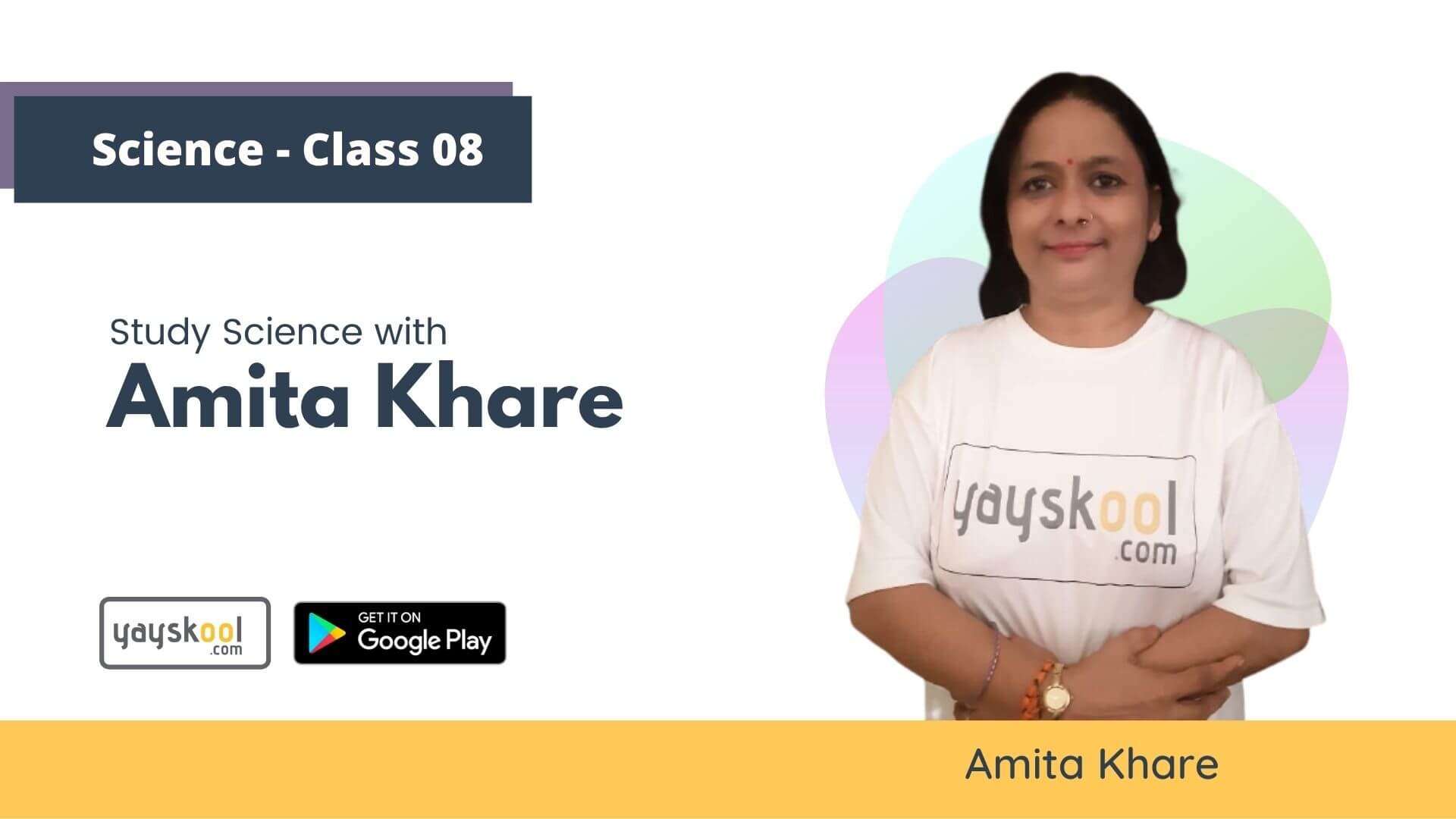Complete Course - Science for Class 08 (CBSE) - By Amita Khare