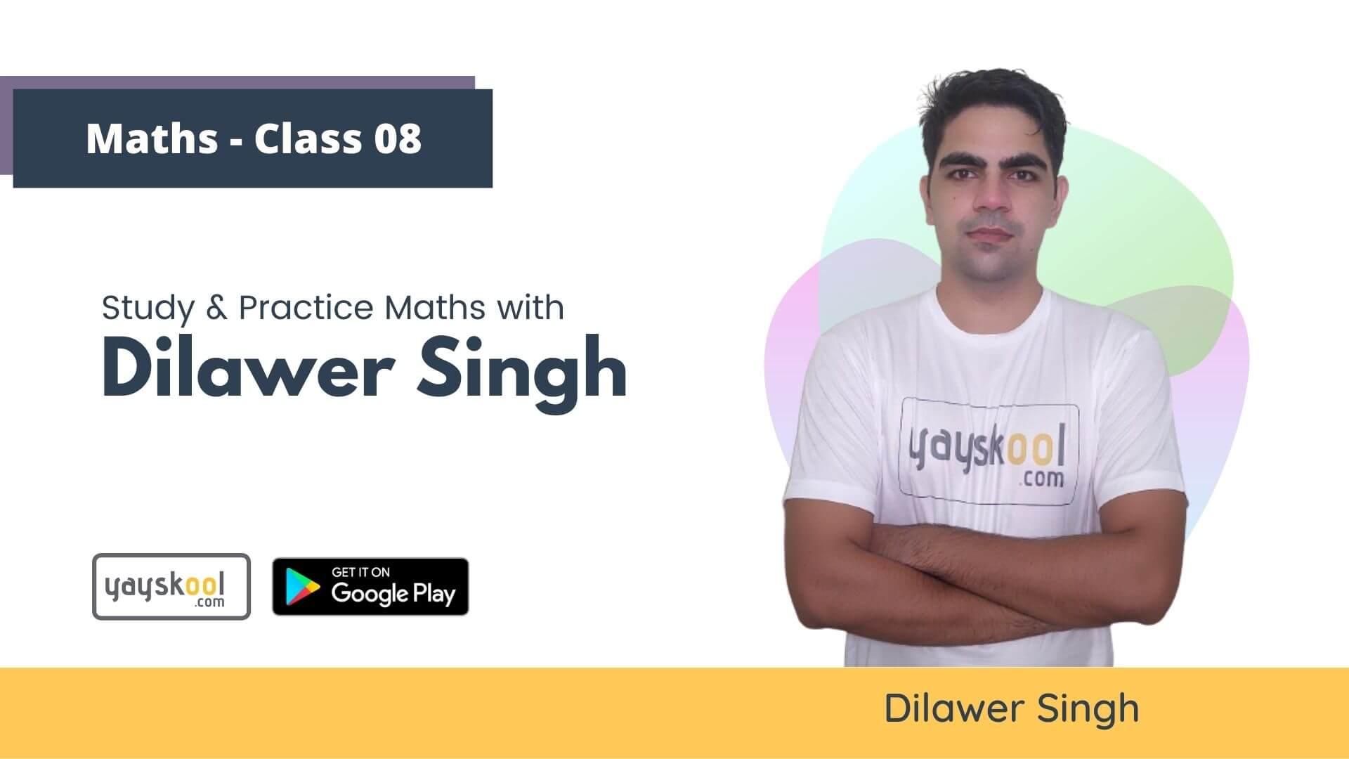 maths-dilawer-singh-class08